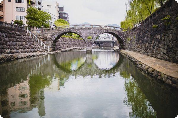 長崎で有名な桟橋
