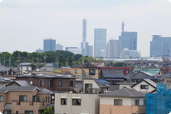 さいたま市の街並み